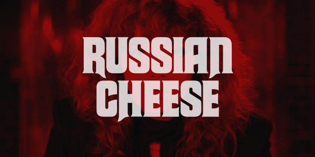 Russian Cheese
